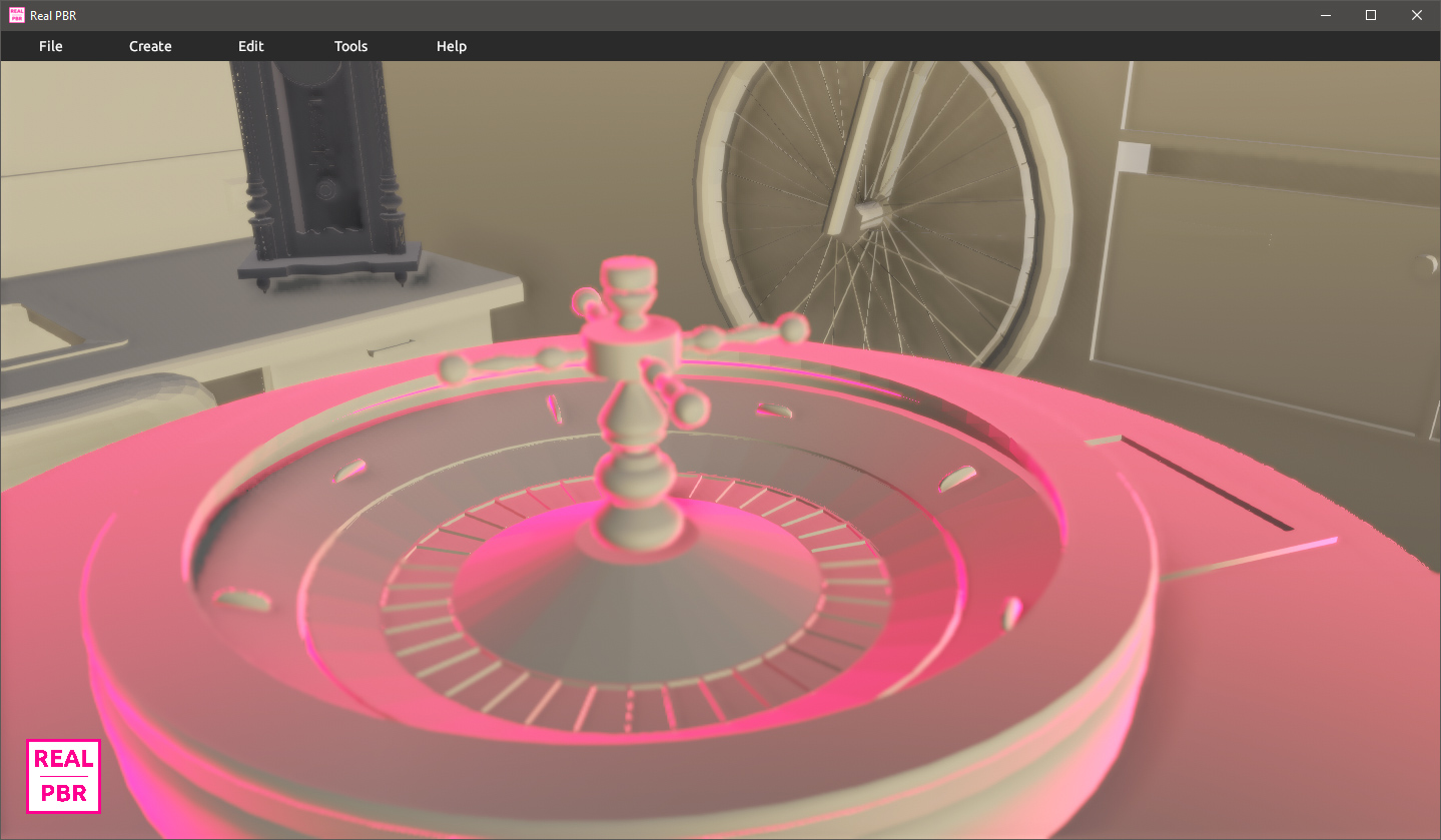 3D Scene Management